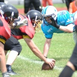 Warriors vs. Mustangs v roce 2013