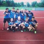 Stříbrný flagový tým U19